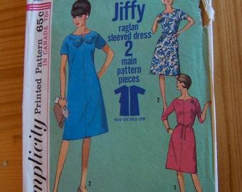 vintage simplicity jiffy pattern 5985