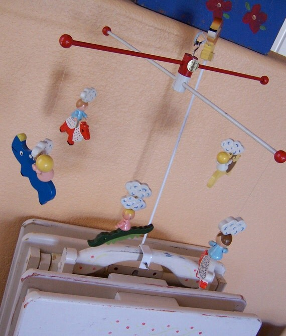irmi nursery mobile
