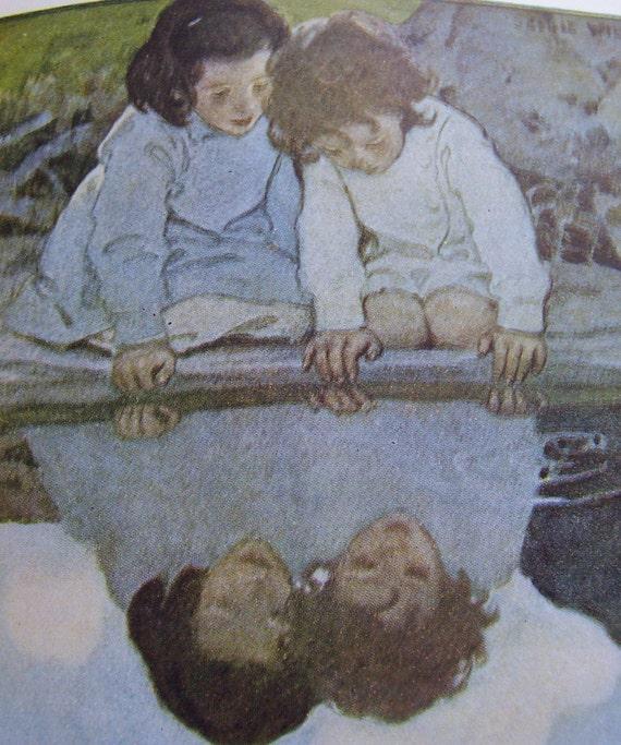 Robert Louis Stevenson 39 S 1905 A Child 39 S Garden By Ricracandbuttons