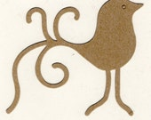 Chipboard Love Bird