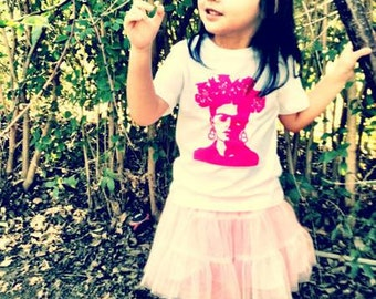 frida toddler shirt