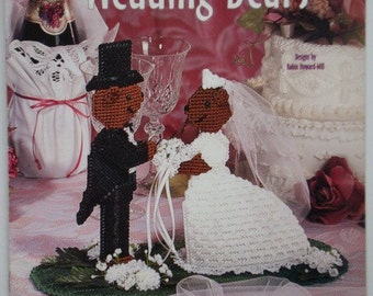Wedding Bears Centerpiece Pattern plus Party Fare Recipes, Shower Games and more Patterns