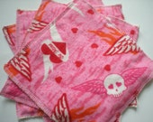 Punkalicious Cloth Baby Wipes or Washclothes