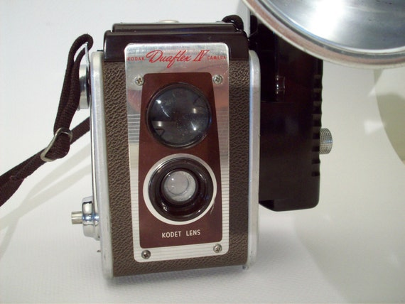 Kodak Duaflex IV Camera - 620 Size Film