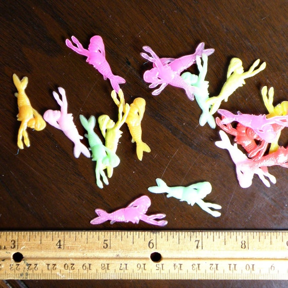 50 Mini Mermaids - fresh from the ocean for you