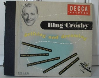 Bing Crosby Decca Record Set