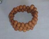 wiliwili seed bracelet