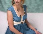Organic Hemp Prarie summer dress