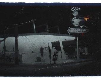 Eds Hamburgers Painting