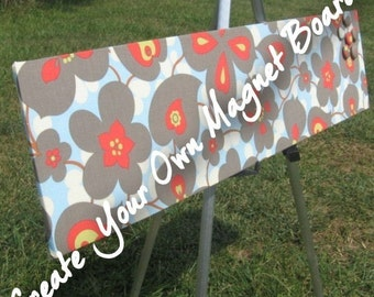 Build your Own 8.5 inch x 36 inch Unframed Magnet Board