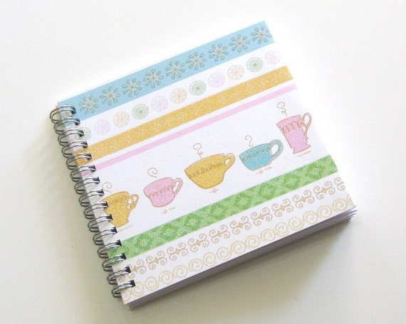 Small Coupon Organizer with 14 Pockets - Pre Printed Labels Included - Latte