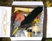 FAIRY Crystal AIR Elemental MAGIC Spell Kit