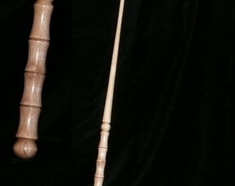 MYRTLE Handmade MAGIC WAND, Pagan, Wicca, Wizard, Fairy, Druid