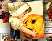 Halloween Treats, ATCO, LaceandCobwebs Digital Collage Sheet no. 22