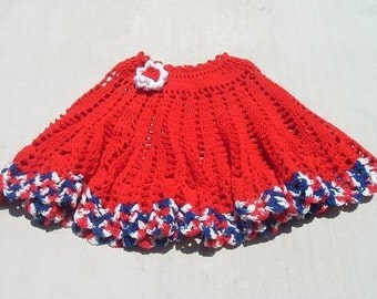 Cherry Lace CROCHET PONCHO PATTERN