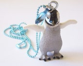Penguin Baby Necklace
