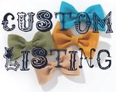 Custom Listing for LoveLiahna