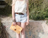 Oh So Hollywood Original Clutch in Coralism