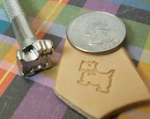 CLEARANCE Small Scotty Dog Craftool
