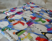 Winter Fun Potholder Set of 2