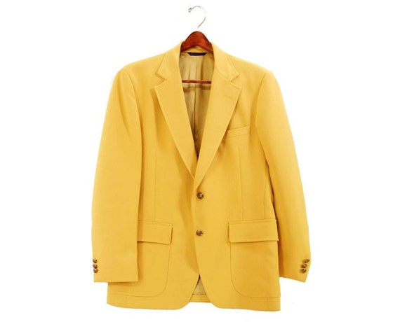 Yellow blazer - deals on 1001 Blocks