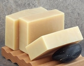 Beer Soap Handcrafted Cold Process with Lime Essential Oil