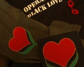 Operation Black Love Patch Small