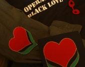 Operation Black Love Patch Large