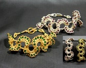 Tutorial - Ruffles Bracelet