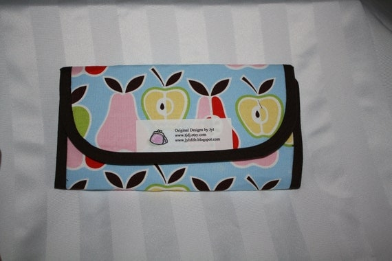 Coupon Holder/ Wallet made with Alexander Henry Fabric