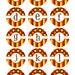 Bottle Cap Images Fall Autumn Cigar Band Alphabet 1 inch