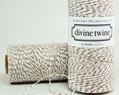 CLEARANCE Brown Sugar Divine Twine - Baker's Twine