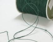 Dark Green Rustic Twine - Jute String