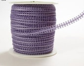 CLEARANCE - String Loop Ribbon Lavender - 3 Yard Bundle