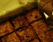 Haute Plate's Fudgiest Brownies in the World