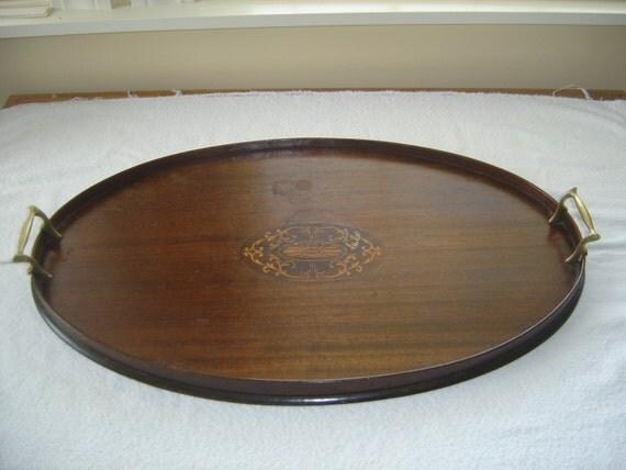 Vintage Serving Trays