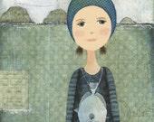 Arabella 2 - A print by Katherine Quinn