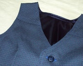 RESERVED FOR CHRISTINE  Navy and Green check  size 3  victorian to modern victorian, Dickens festivals, christmas finery