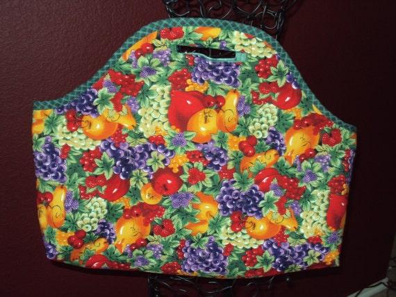 Free Coasters--Ultimate Caddie--Use as a wine caddie-bread basket,-knitting bag--tote bag