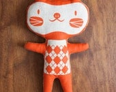 ORANGE Cat Doll, Ari