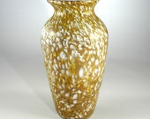 Hand Blown Glass Vase - Free Shipping