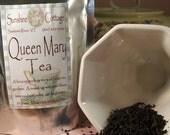 Queen Mary Tea, Traditional Tea Blend, Specialty Tea, Loose Leaf Tea, Black Tea