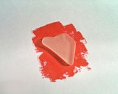 Oceans of Love - Sea Glass Valentine Greeting Card