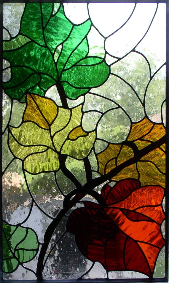 Items Similar To Glass By Olimpia Custom Stained Glass