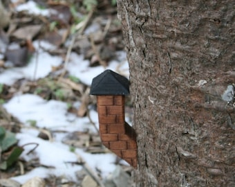 Fairy Chimney, Faerie Chimney, Gnome Chimney, Elf Chimney, Hobbit Chimney