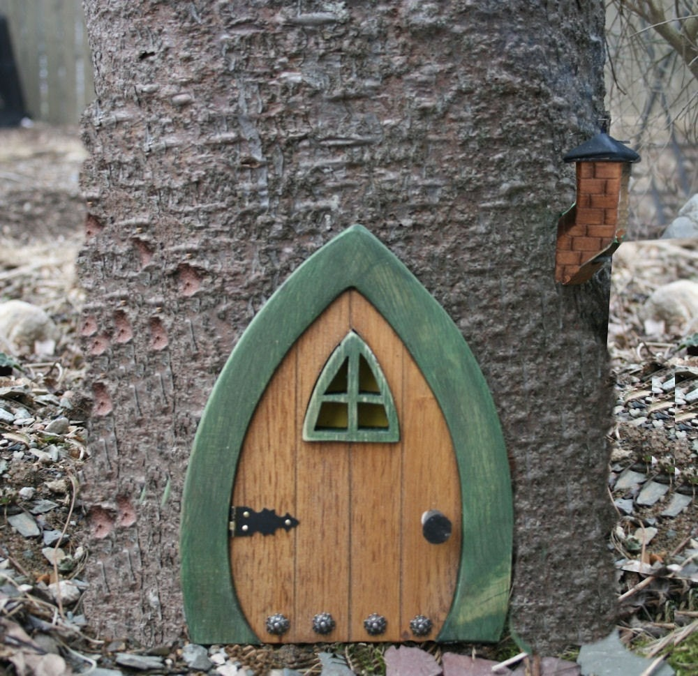 Faerie doors fairy doors gnome doors elf doors by for Fairy house doors