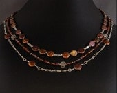 Copper Penny Pearls