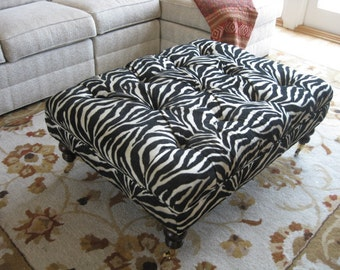 Custom Ottoman Creations, Your fabric, Your Style... by Custom Ottoman Designs