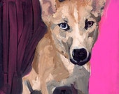Giclee Print of Shelter D...