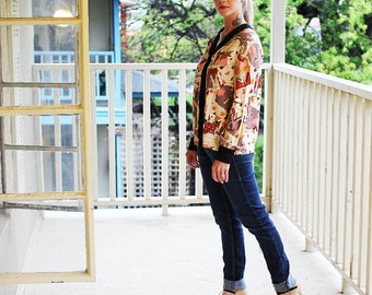 Funky 60s Blouse